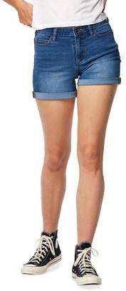 Lee Mid Thigh Short Riverdale Blue