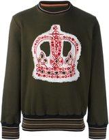 Vivienne Westwood Man logo sweatshirt