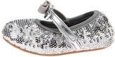 Stuart Weitzman Baby Gardenia (Infant/Toddler)