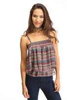 Collective Concepts Double Layer Striped Top