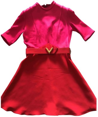 Louis Vuitton Pink Dress for Women