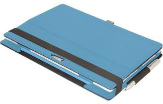 """Factory Urban Elegant SUF03UF Carrying Case (Folio) for 10.8"""" Tablet - Bright Blue - Scratch Resistant - Leather"""