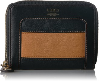 Lodis Laguna Rugby Laney Continental Double Zip Wallet