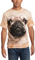 The Mountain Pug Face T-Shirt, 4X-Large