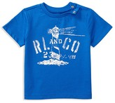 Ralph Lauren Boys' Graphic Tee - Baby