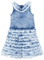 Diesel Blue Washed Denim Dress
