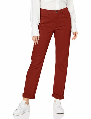 Brax Women's Carola Simply Brilliant Colors Five Pocket Feminine Fit klassisch Bootcut Jeans
