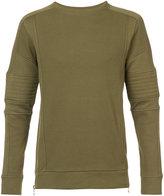 Balmain biker sweater - men - Cotton - S