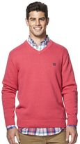 Chaps Men's Classic-Fit Ribbed V-Neck Sweater