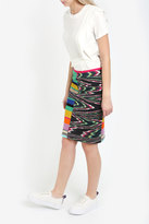 Missoni Patchwork Space Dye Skirt