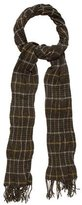 Etoile Isabel Marant Plaid Rectangle Scarf