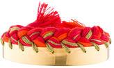 Aurelie Bidermann Woven Cuff Bracelet