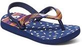 Roxy TW Pebbles V Beach Sandal (Toddler)