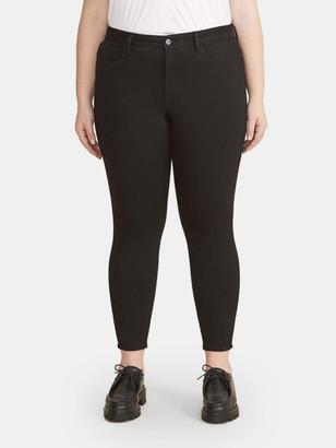 Warp + Weft JFK Mid Rise Skinny Jean Inclusive