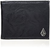 Volcom Men's Slim Stone Wallet