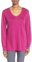 Eileen Fisher Women's Organic Linen Jersey Tunic