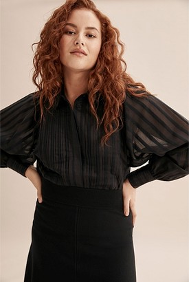 Country Road Tux Panelled Shirt