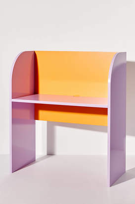 Urban Outfitters Objects For Objects Exclusive Colorblock Desk