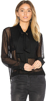 One Teaspoon The Jack Evening Shirt in Black. - size S (also in )