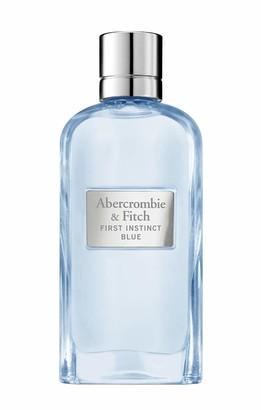 Abercrombie & Fitch First Instinct Blue By for Women - 3.4 Oz Edp Spray 3.4 Oz