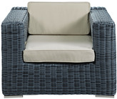 Modway Invite Outdoor Patio Armchair