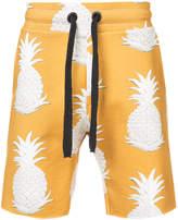 OSKLEN pineapple print shorts