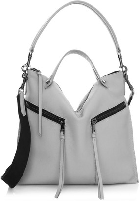 Botkier Trigger Convertible Leather Hobo Bag