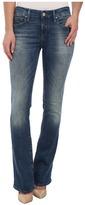 Mavi Jeans Leigh Midrise Slim Bootcut in Shaded Nolita