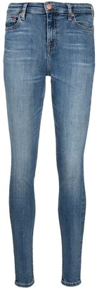 Tommy Hilfiger Mid-Rise Skinny Jeans