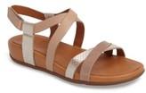 FitFlop Women's Lumy Crisscross Sandal