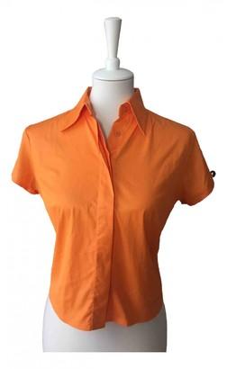 Fendi Orange Viscose Tops