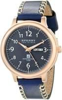Sperry Men's 10018684 Largo Analog Display Japanese Quartz Watch