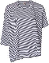 I'M Isola Marras striped asymmetric T-shirt