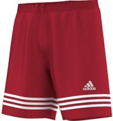 adidas shorts ENTRADA 14 White-Red size S