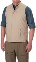 White Sierra Traveler Vest - UPF 30, Packable (For Men)
