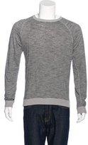 Billy Reid Striped Long Sleeve T-Shirt