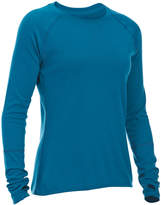 Eastern Mountain Sports Ems Women's Techwick Midweight Long-Sleeve Crew Base Layer