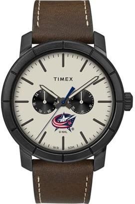 Timex Columbus Blue Jackets Home Team Watch