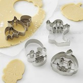 Williams-Sonoma Williams Sonoma Halloween Impression Cookie Cutters, Set of 4