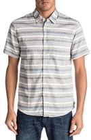 Quiksilver Men's Aventail Stripe Woven Shirt