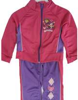 Disney Little Girls Purple Dora the Explorer Zipper 2 Pc Pants Set