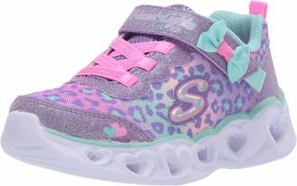 Skechers HEART LIGHTS Baby Girl's Sneaker