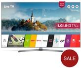 LG Electronics 60UJ750V 60 Inch, 4K Ultra HD Certified HDR, Smart TV