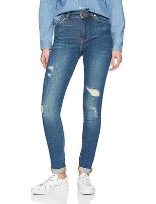 Scotch & Soda Maison Women's Haut Straight Jeans