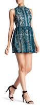 Trixxi Lace Skater Dress