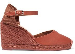 Castaner New Carol Canvas Wedge Espadrilles