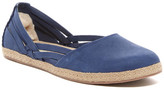 UGG Tippie Genuine Shearling Lined Slip-On Flat
