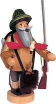 Camilla And Marc Authentic German Erzgebirge Handcraft Smoker Cattle thief - 19 cm / 7 inch - KWO