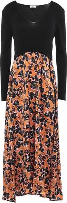 SFIZIO 3/4 length dresses
