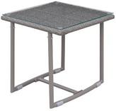 Bronx Cermenho Glass Side Table Ivy